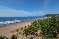 awesome beach next to Costa Rica Ocean View Junior Penthouse luxury apartment