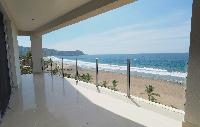 incredible ocean view from the deck of Costa Rica Ocean View Junior Penthouse luxury apartment