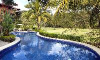 cool swimming pool of Costa Rica Veranda 1G luxury apartment