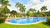 cool swimming pool of Costa Rica Bay Residence 7D luxury apartment