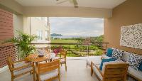 fabulous Costa Rica Miramar 4D luxury apartment with terrace and lanai furniture