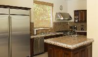 cool modern kitchen of Costa Rica Casa de Suenos luxury apartment
