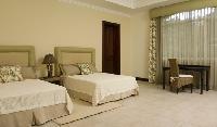 clean and fresh bedroom linens in Costa Rica Casa de Suenos luxury apartment