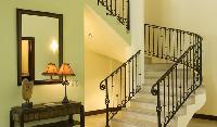 cool staircase of Costa Rica Casa de Suenos luxury apartment