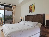 cool access to the terrace of Costa Rica Bahia Encantada E4 luxury apartment