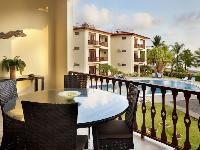awesome balcony of Costa Rica Bahia Azul 9B luxury apartment and holiday home