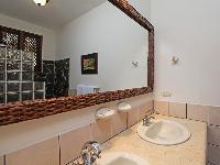 cool bathroom in Costa Rica Bahia Azul 9B luxury apartment and holiday home