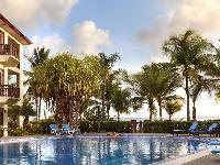 refreshing pool of Costa Rica Bahia Azul 9B luxury apartment and holiday home