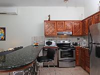 fully furnished Costa Rica Bahia Azul 9A luxury apartment and holiday home
