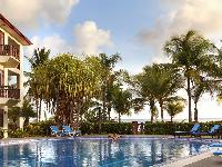 nice swimming pool of Costa Rica Bahia Azul 9A luxury apartment and holiday home