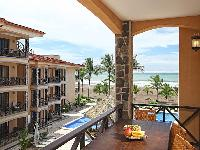 cool balcony of Costa Rica Bahia Encantada D3 luxury apartment