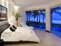 fantastic view from Costa Rica Casa del Mar luxury apartment