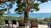 incredible sea view from Costa Rica Vista Hermosa luxury apartment