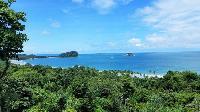 breathtaking ocean view from Costa Rica Vista Hermosa luxury apartment