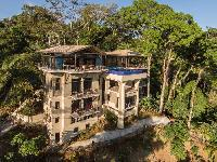 awesome exterior of Costa Rica Vista Hermosa luxury apartment
