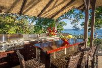 awesome veranda of Costa Rica Vista Hermosa luxury apartment