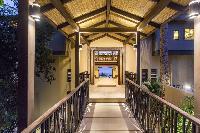 neat multilevel Costa Rica Vista Hermosa luxury apartment