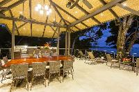 awesome roof deck of Costa Rica Vista Hermosa luxury apartment