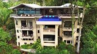 amazing exterior of Costa Rica Vista Hermosa luxury apartment