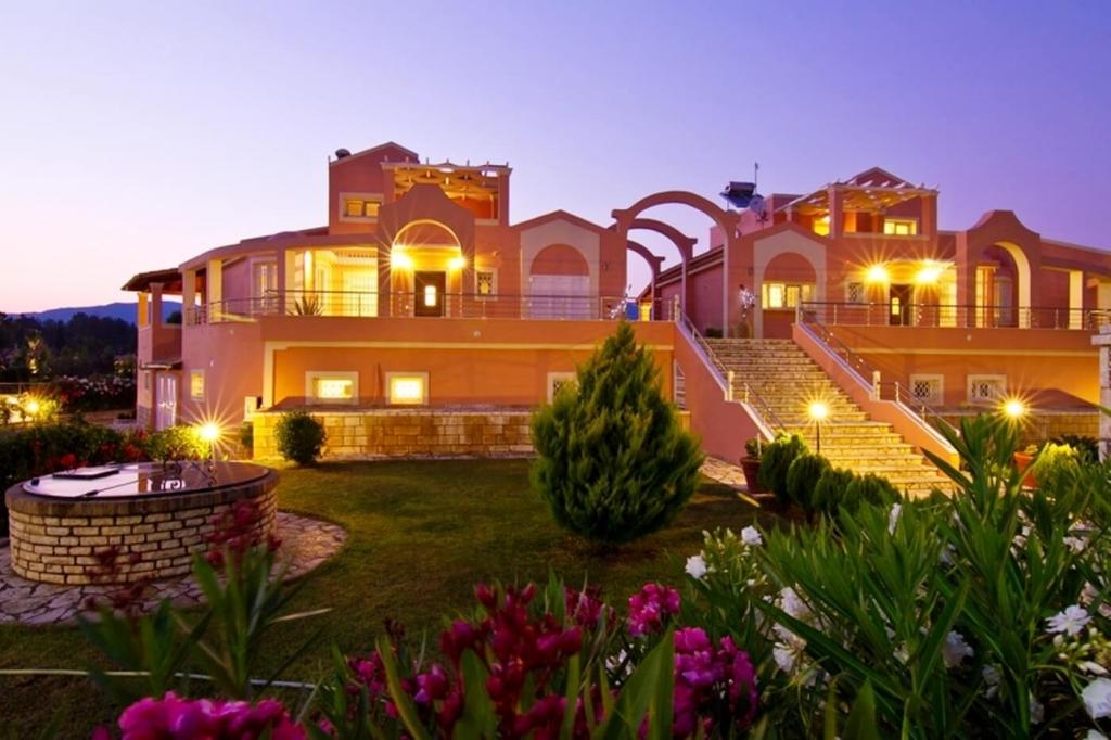 Corfu Villa Rosa 1