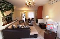 cozy Corfu Villa Rosa 1 luxury holiday home, vacation rental
