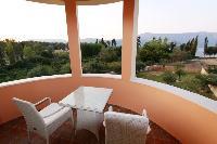 perfect Corfu Villa Rosa 1 luxury holiday home, vacation rental