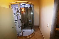 cool shower in Corfu Villa Rosa 1 luxury holiday home, vacation rental