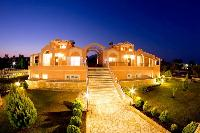 romantic Corfu Villa Rosa 1 luxury holiday home, vacation rental