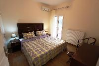 clean bed sheets in Corfu Villa Rosa 1 luxury holiday home, vacation rental