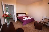clean bedroom linens in Corfu Villa Rosa 1 luxury holiday home, vacation rental