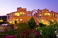 enchanting Corfu Villa Rosa 1 luxury holiday home, vacation rental