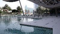 amazing swimming pool of Dubai D1 Residences 2BR luxury apartment