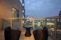 magnificent Dubai Luxury 4 Bedroom Penthouse holiday home