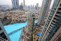 nice Dubai Luxury 4 Bedroom Penthouse holiday home