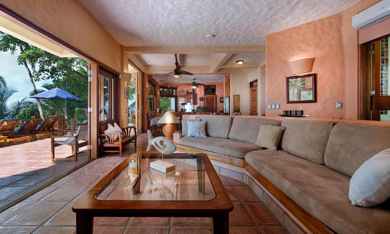 fabulous Costa Rica Casa Oceano luxury apartment and holiday home