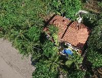 amazing aerial view of Costa Rica Casa Oceano luxury apartment