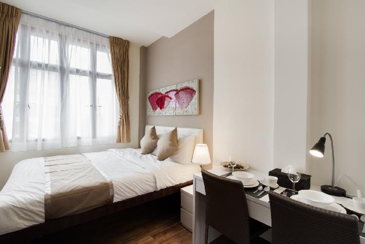 amazing Singapore Clarke Quay Studio King luxury apartment