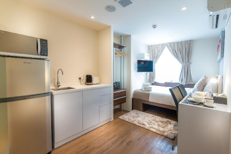 cool Singapore South Bridge Studio Deluxe apartment, holiday home, vacation rental