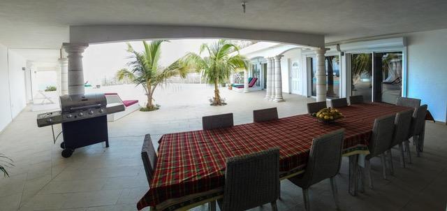spacious Saint Martin Villa Le Must luxury holiday home, vacation rental
