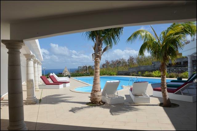 beautiful Saint Martin Villa Le Must luxury holiday home, vacation rental