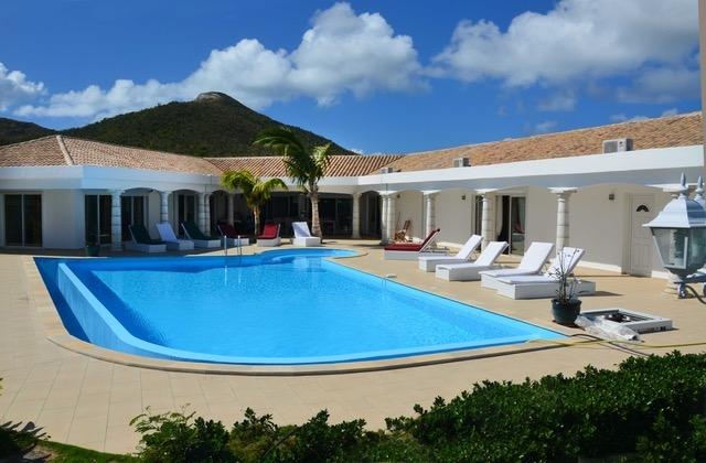 perfect Saint Martin Villa Le Must luxury holiday home, vacation rental