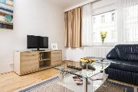 delightful sitting area in Vienna - Apartment F21/7 lusury vacation rental and holiday home
