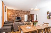 cool living room of Vienna - Apartment 9 lusury vacation rental and holiday home