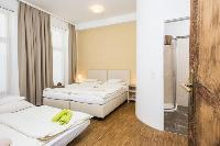 fresh and clean bedding in Vienna - Apartment 9 lusury vacation rental and holiday home