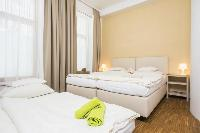 clean and fresh bedding in Vienna - Apartment 9 lusury vacation rental and holiday home