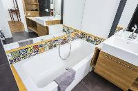 relaxing bathtub in Vienna - Apartment 9 lusury vacation rental and holiday home
