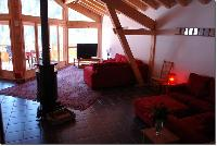 delightful interiors of French Alps - Chalet Le Passeu luxury apartment