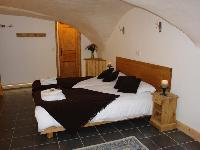 charming bedroom in French Alps - Chalet Le Passeu luxury apartment
