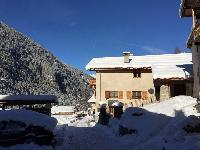 amazing surroundings of French Alps - Chalet Le Passeu luxury apartment