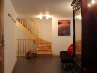 awesome multilevel French Alps - Chalet Le Passeu luxury apartment